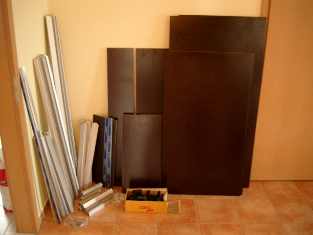 terrarium aus aluminium und siebdruckplatten 120x70x200cm selber bauen marine system. Black Bedroom Furniture Sets. Home Design Ideas